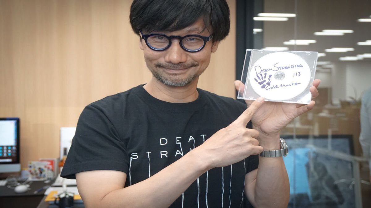 Is Kojima teasing the theme of his next project over on Twitter? - GamesRadar+