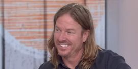 Fans Aren't Loving Fixer Upper Star Chip Gaines' New Haircut, But There's A Reason It's So Long