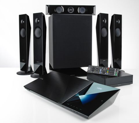 Sony HBD-N7100W Home Theatre Drivers for Windows 7