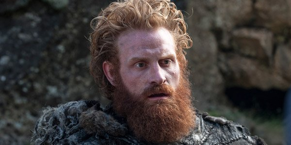 Kristofer Hivju as Tormund