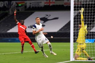 Tottenham Hotspur v Royal Antwerp – UEFA Europa League – Group J – Tottenham Hotspur Stadium