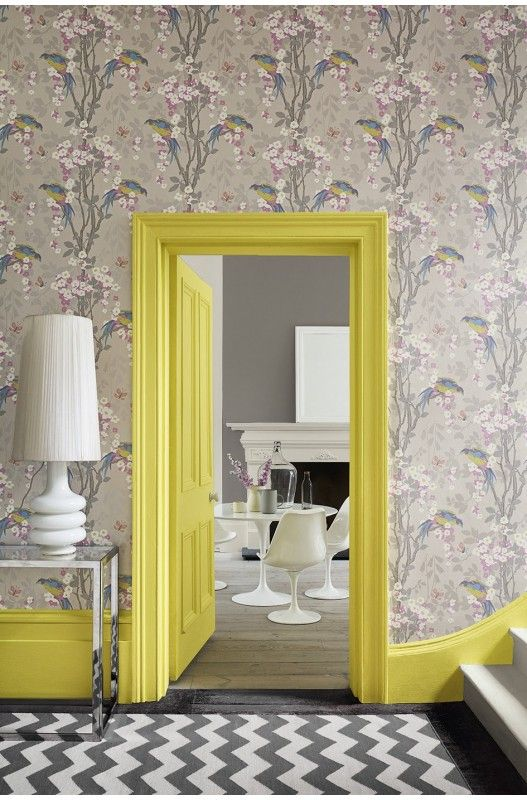 Hallway Wallpaper 10 Stylish Ideas To Make An Impact Real Homes