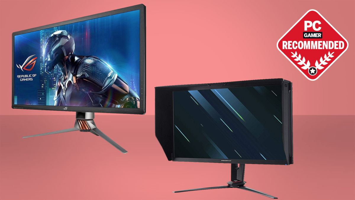 Best 4K gaming monitors in 2021