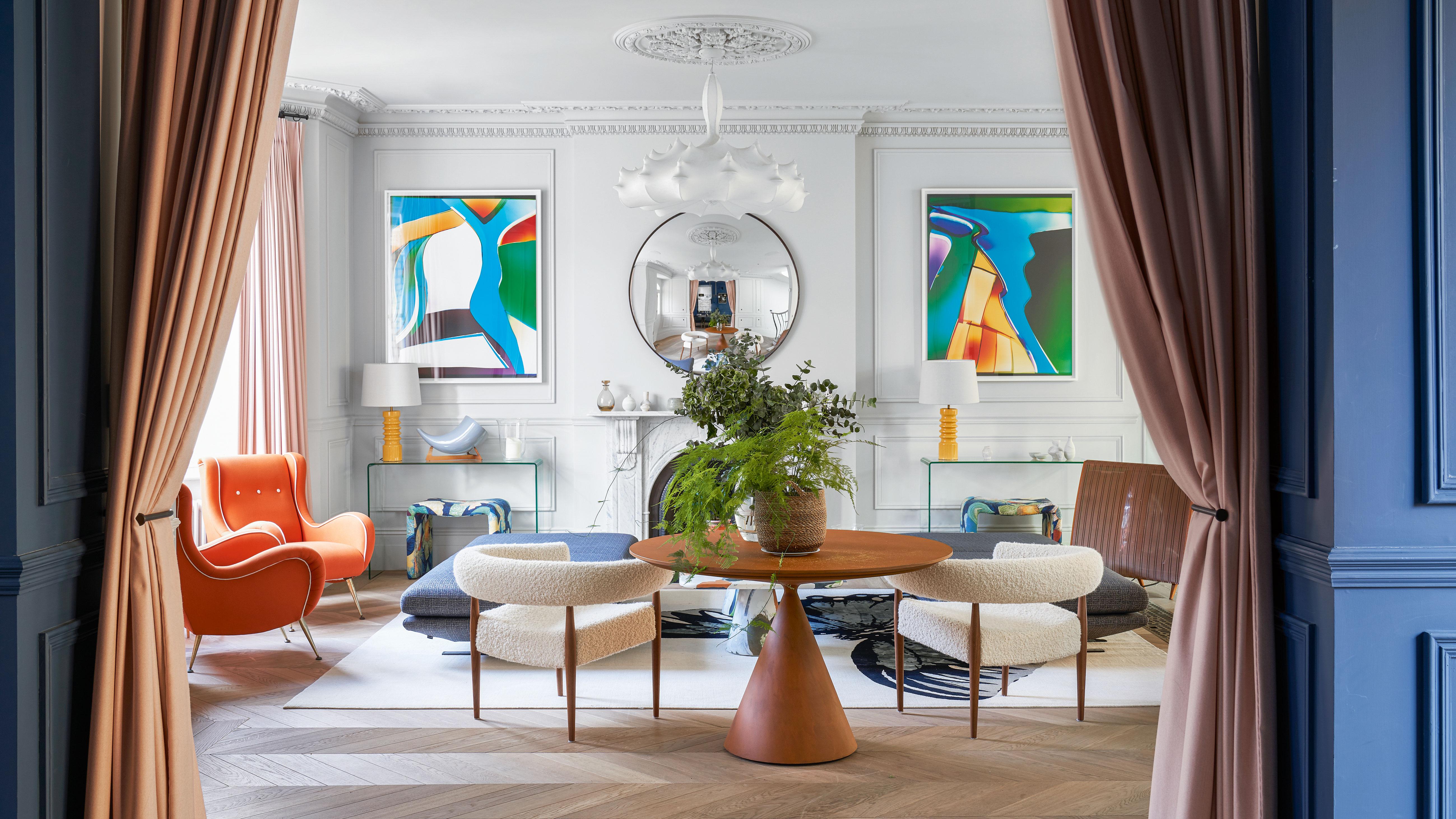 Mid Century Modern Living Room Ideas, Mid Century Living Room