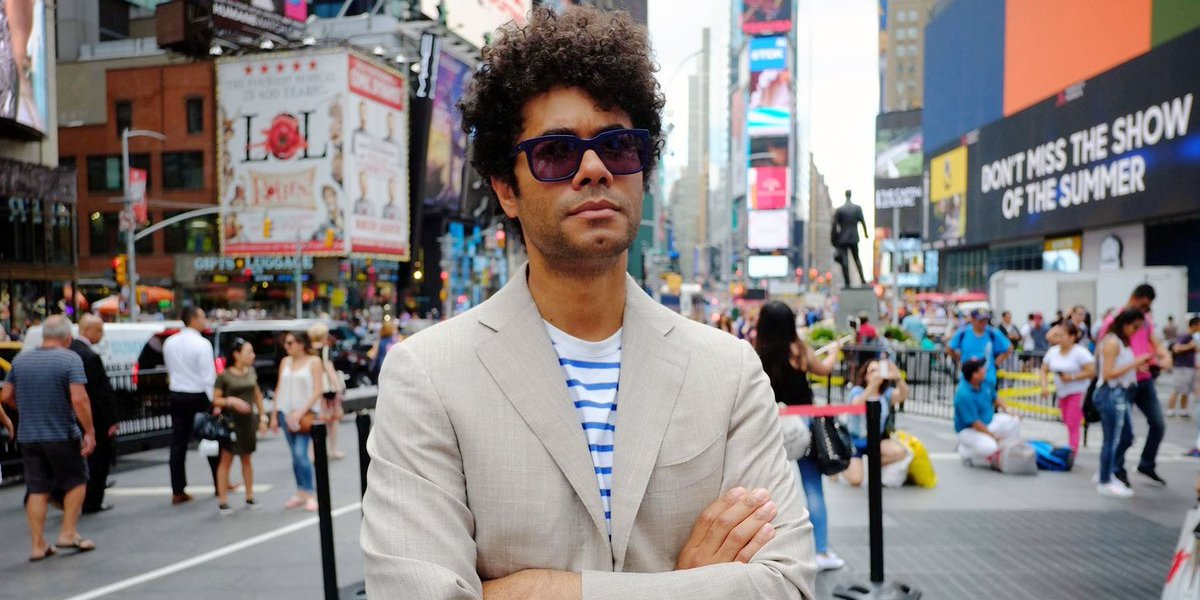 Richard Ayoade on Travel Man: 48 Hours In…