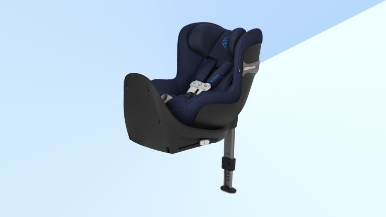Cybex Sirona S I-Size car seat with SensorSafe review