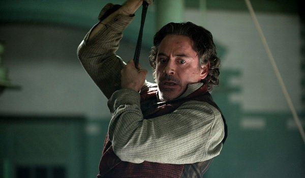 Sherlock Holmes Robert Downey Jr hanging on for his life