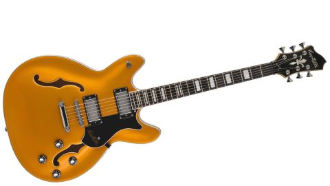 Hagstrom Viking Gold Top Artist Project review | MusicRadar