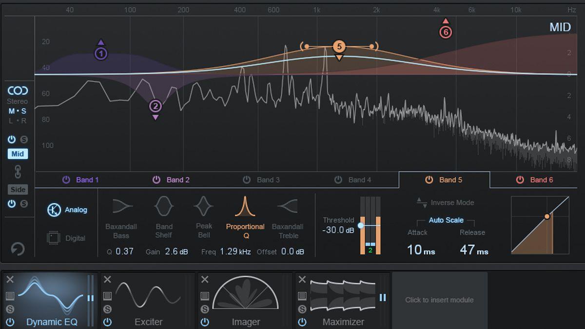 14 marvellous multiband processing plugins | MusicRadar