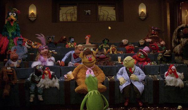 The Muppet Movie Theater Scene