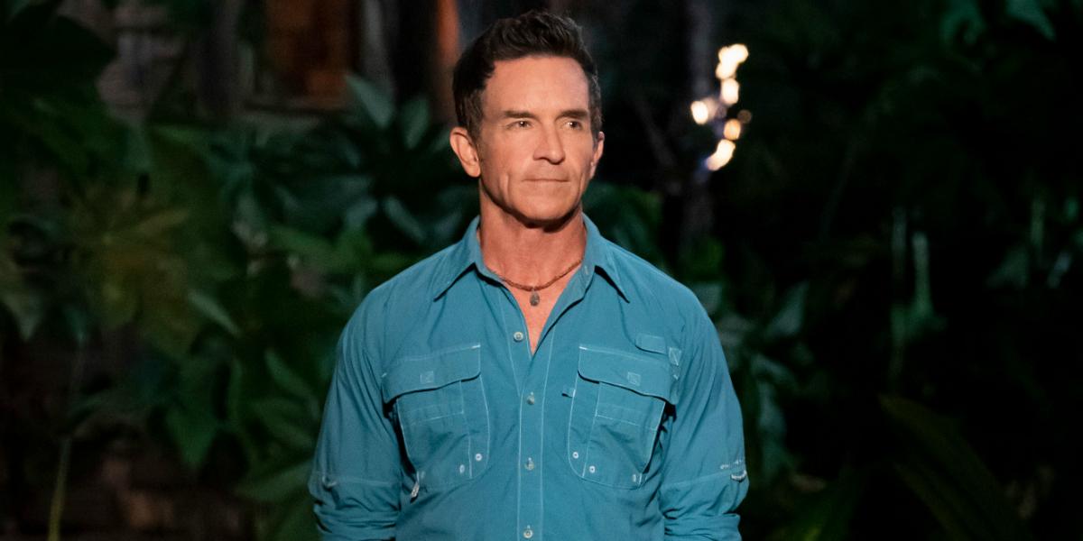 Survivor Jeff Probst CBS