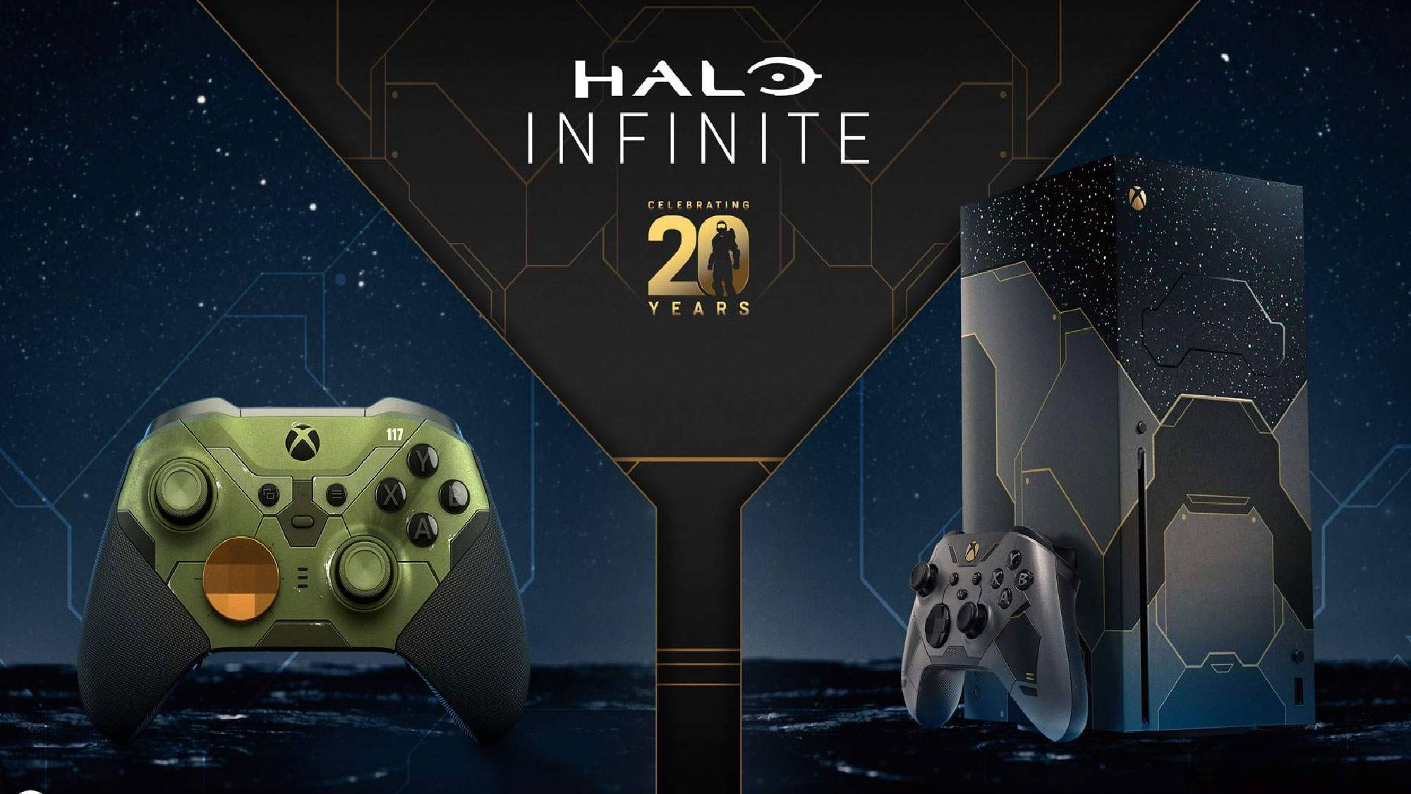 Halo Infinite Xbox Series X console: GameStop opens its pre-orders today, but there's a caveat