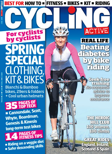 Cycling Active May 2013