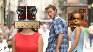 Admit it, you're more into hi-fi than you are music