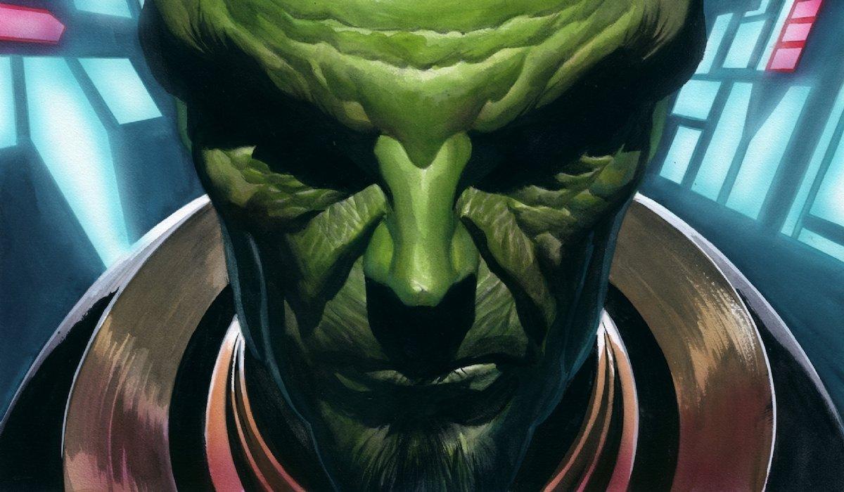The Leader Marvel Comics