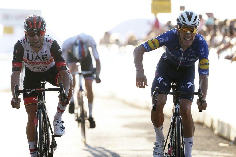 João Almeida wins stage two of the Tour of Poland