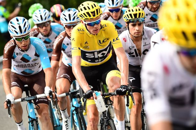 dc5198085 Cadel Evans   Froome may not be as strong in Tour de France with double  attempt