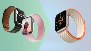 AppleApple Watch 7 vs. Apple Watch SE