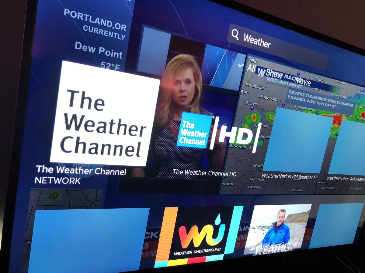 How to watch The Weather Channel live online if you don't have cable