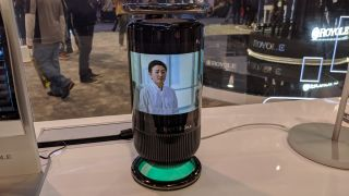 CES 2020: Royole Mirage brings video to the smart speaker party