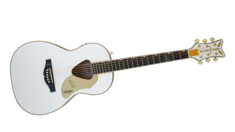Gretsch Acoustic Guitars >> Gretsch G5021wpe Rancher Penguin Parlor Review Musicradar