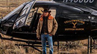 Kevin Costner stars in Taylor Sheridan's western 'Yellowstone.'