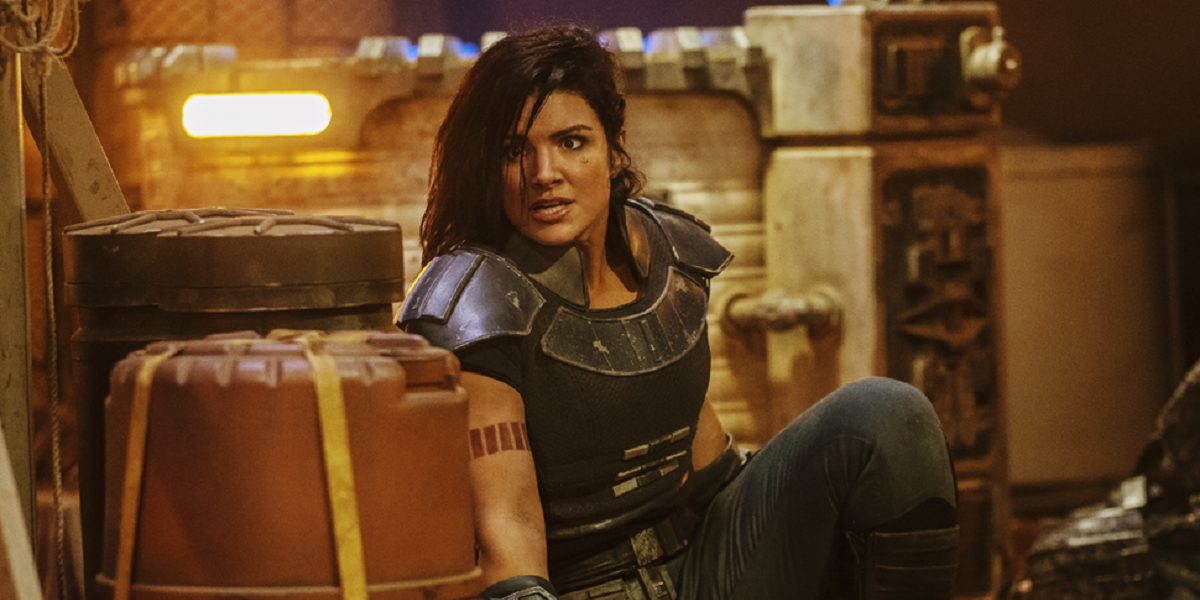 See How The Mandalorian's Gina Carano Could Look As Marvel's She-Hulk On Disney+ - CINEMABLEND