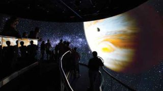 Astronaut Hall of Fame Honors Heroes With Immersive AV