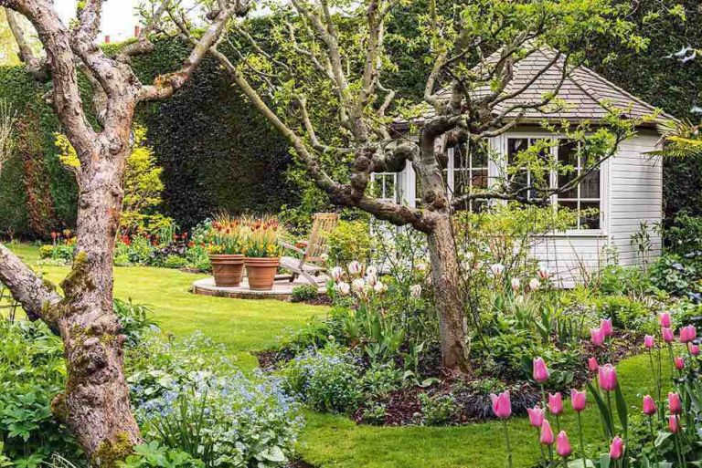 8 Wonderful English Country Gardens Real Homes