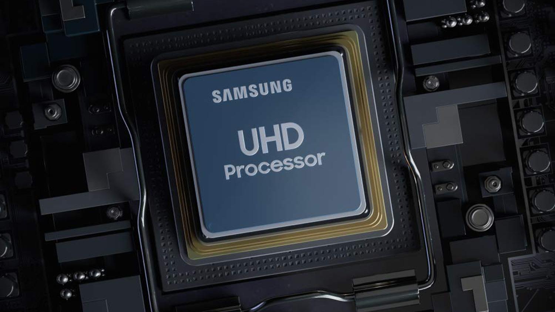 Procesador Samsung RU7100