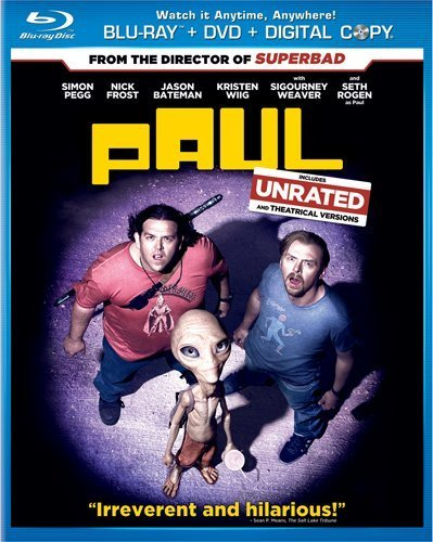 Paul Comes Home This August, Simon Pegg And Nick Frost Talk Bonus Features #4716