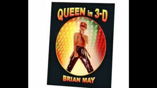 The Queen In 3D cover