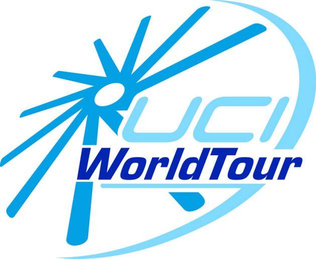 UCI World Tour logo