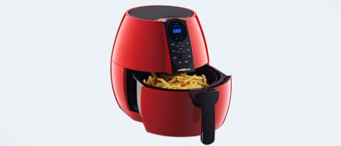 GoWISE USA 3.7 Quart 8-in-1 Air Fryer review