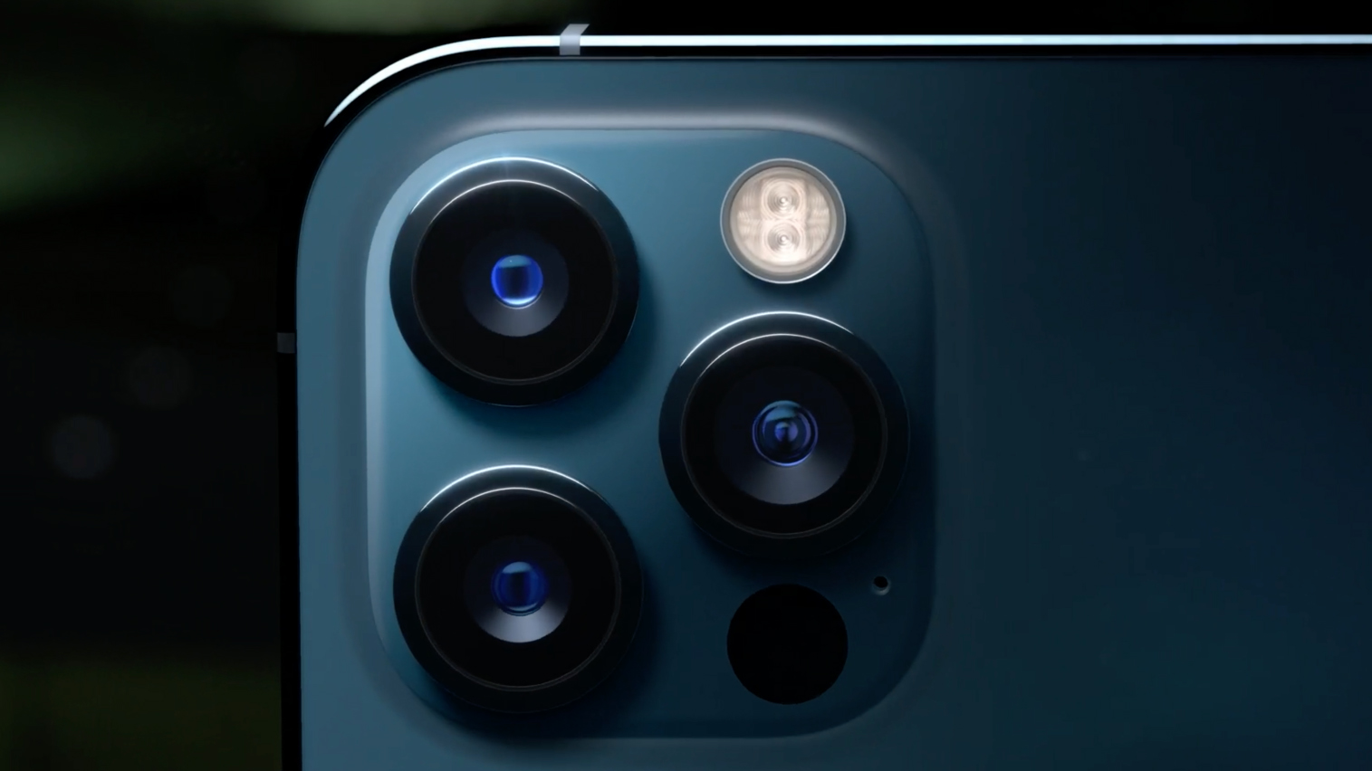 Why The Iphone 12 Pro Max Is Apple S First Serious Attack On Mirrorless Cameras Techradar