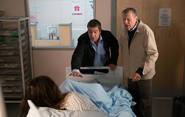 Coronation Street spoilers: Carla Connor wakes up in hospital