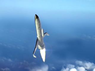 DARPA Experimental Space Plane