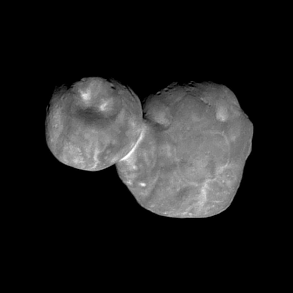 27d2f30fdbc 2014 MU69: New Horizons' 'Snowman' in the Kuiper Belt   Space