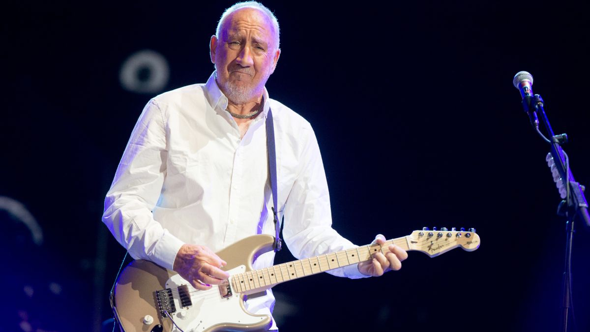"""Pete Townshend says he """"invented the guitar tech"""""""