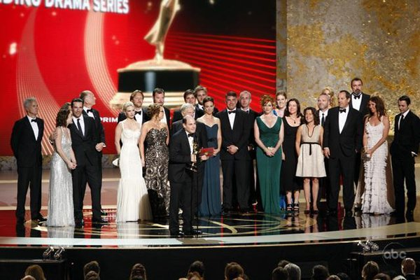 Mad Men And 30 Rock Among The List Of Emmy Winners #3377