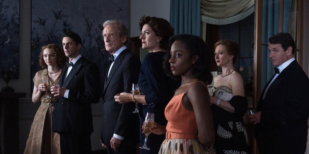 The cast of Ordeal by Innocence