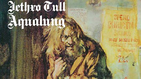 Jethro Tull Aqualung album artwork