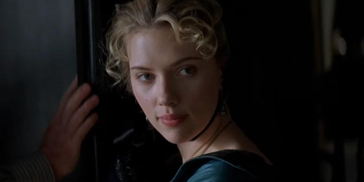 Scarlett Johansson in The Prestige