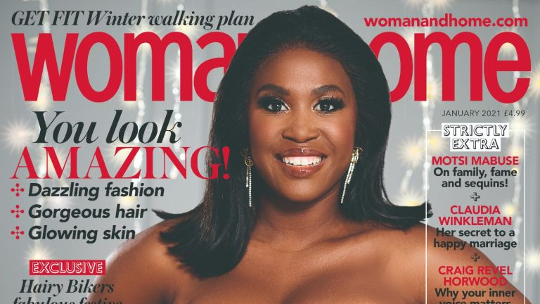 Motsi Mabuse is our Woman&Home cover star