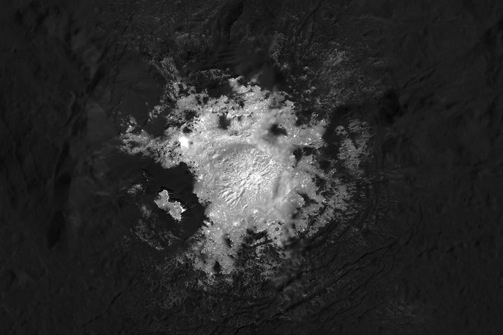Dwarf Planet Ceres Hosted Near-Surface Water for Millions of Years