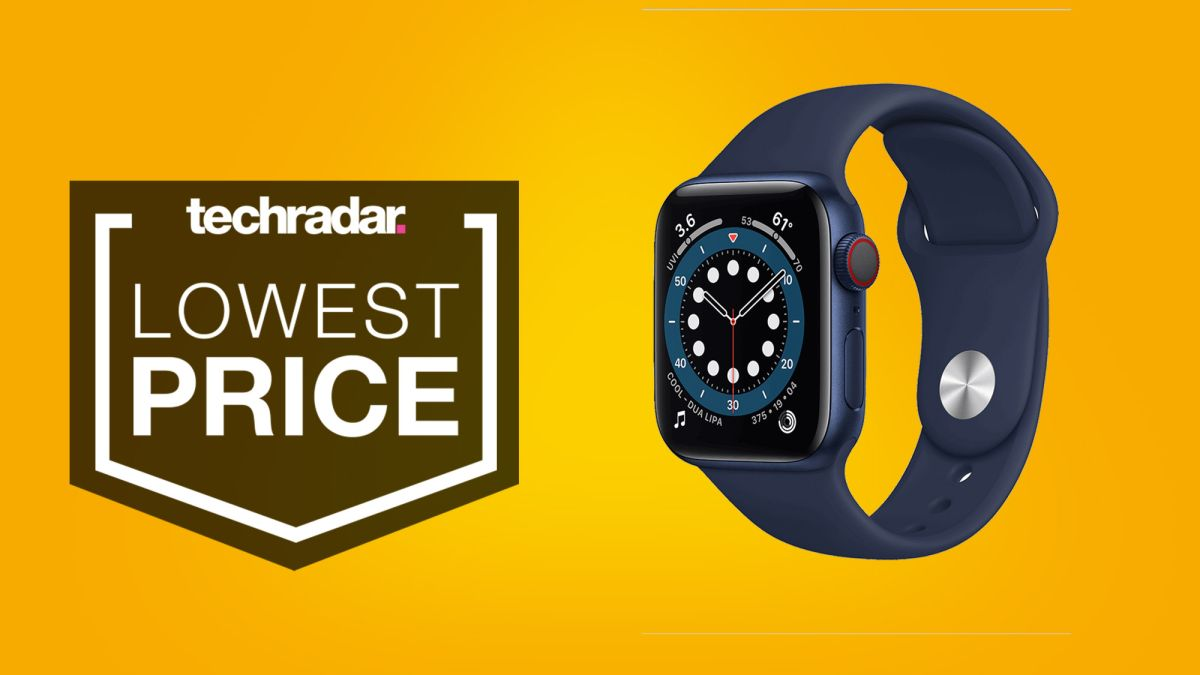 The Apple Watch 6 is still at a record-low price for Prime Day, but you'll need to act fast