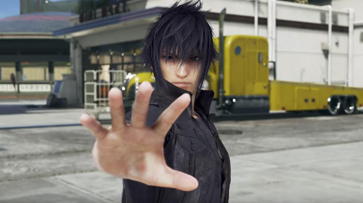 Final Fantasy 15's Noctis announced for Tekken 7 as DLC | PC Gamer