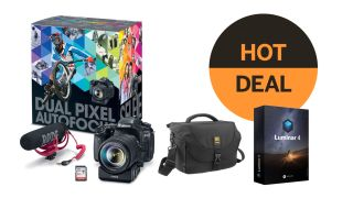 Save $550 on the Canon EOS 80D Video Creator Kit
