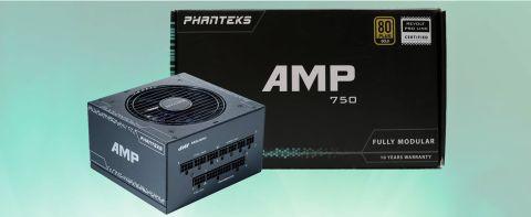 Phanteks AMP 750W