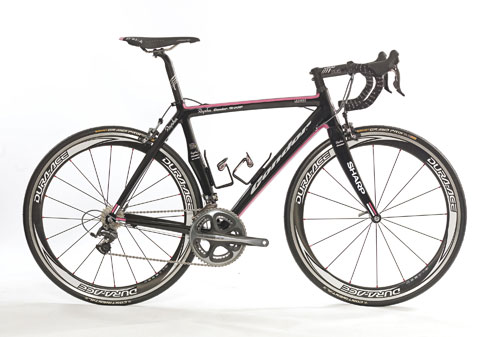 Condor Leggero, Rapha-Condor-Sharp 2010 team launch